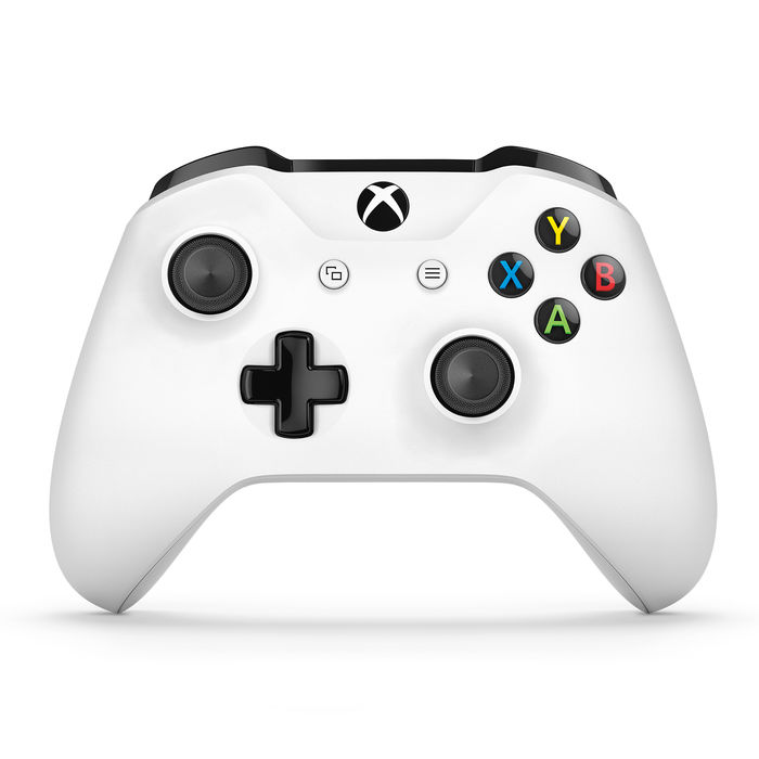 MICROSOFT Xbox One Wireless White Controller new18 - thumb - MediaWorld.it