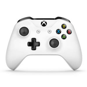 MICROSOFT Xbox One Wireless White Controller new18 - MediaWorld.it