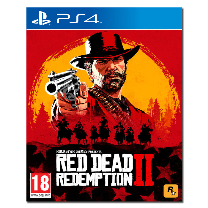 Red Dead Redemption II - PS4 - thumb - MediaWorld.it