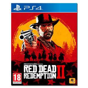 Red Dead Redemption II - PS4 - PRMG GRADING KNCN - SCONTO 35,00% - MediaWorld.it