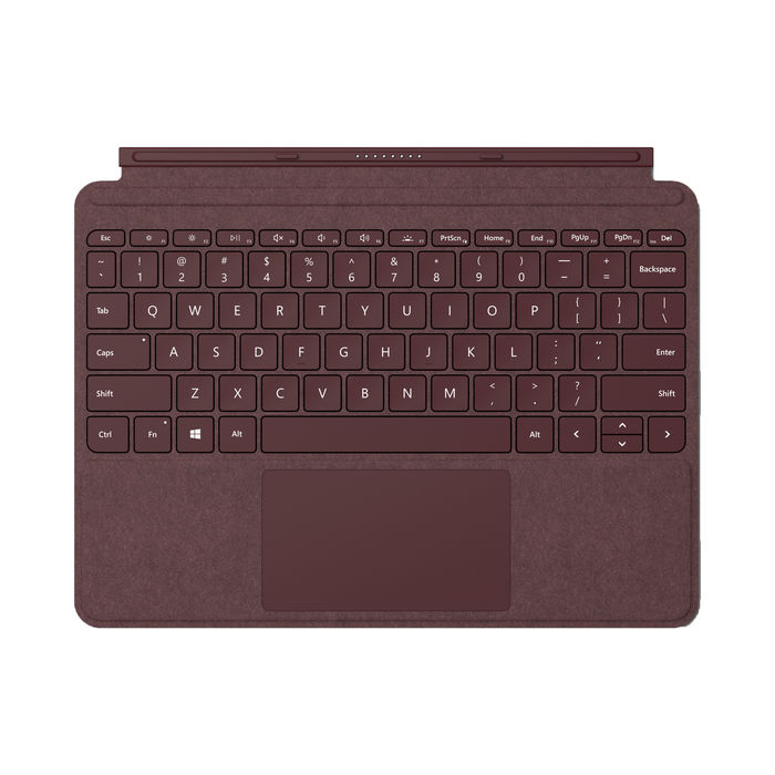 MICROSOFT Surface Go Type Cover Bordeaux - thumb - MediaWorld.it