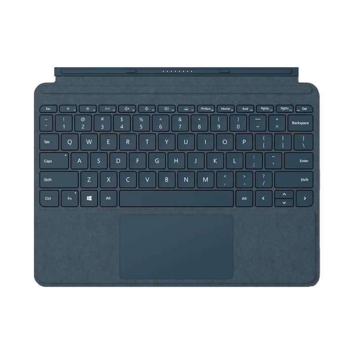 MICROSOFT Surface Go Type Cover Blu - thumb - MediaWorld.it