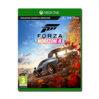 Gioco di guida Xbox One PREVENDITA Forza Horizon 4 (Standard Edition) - XBOX ONE su Mediaworld.it