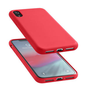 CELLULAR LINE CUSTODIA SENSATION IPHONE XR ROSSO - MediaWorld.it