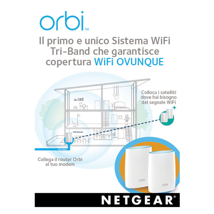 NETGEAR RBS50-100PES - thumb - MediaWorld.it