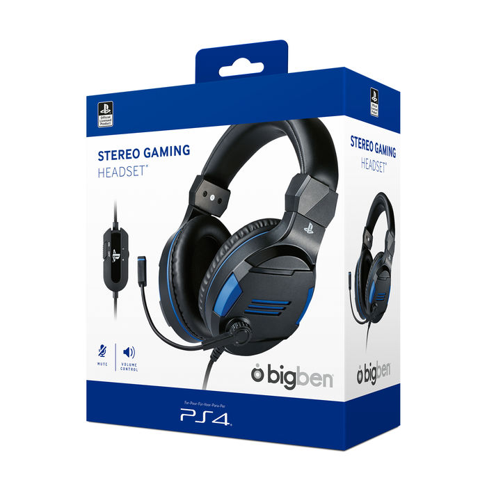 BIG BEN Strereo gaming Black - thumb - MediaWorld.it