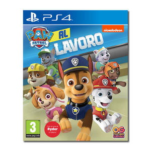 Paw Patrol: Al lavoro - PS4 - MediaWorld.it