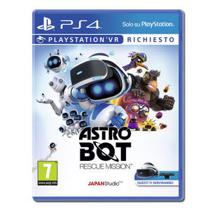 Astro Bot VR - PS4 - MediaWorld.it