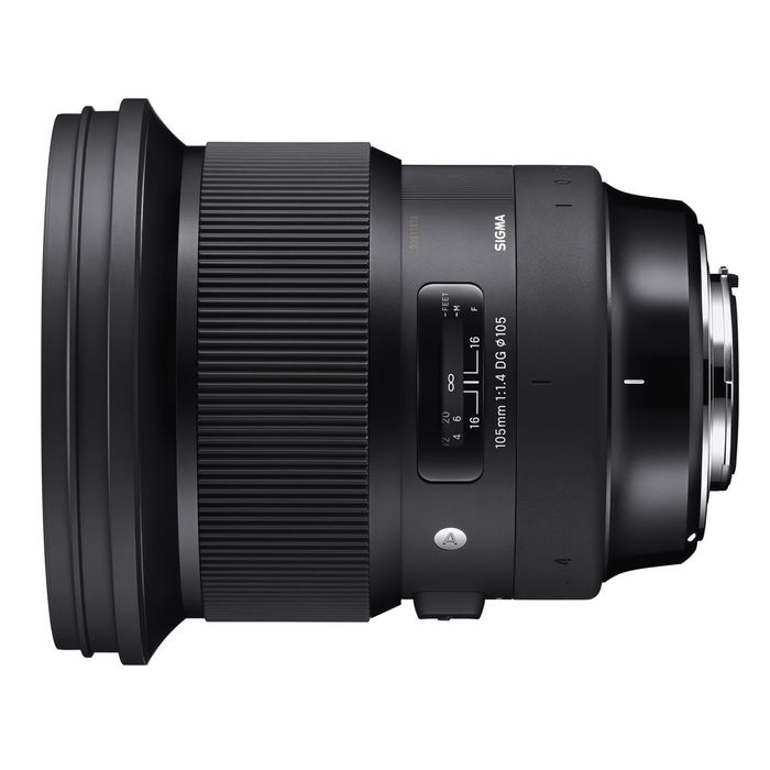 SIGMA 105MM F/1.4 (A) SONY E-MOUNT - thumb - MediaWorld.it