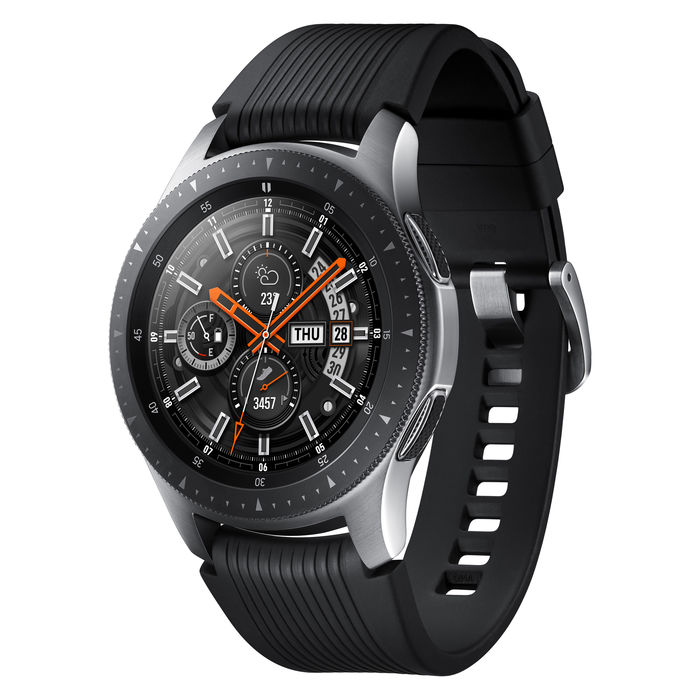 SAMSUNG Galaxy Watch 46MM Silver - PRMG GRADING OOCN - SCONTO 20,00% - thumb - MediaWorld.it