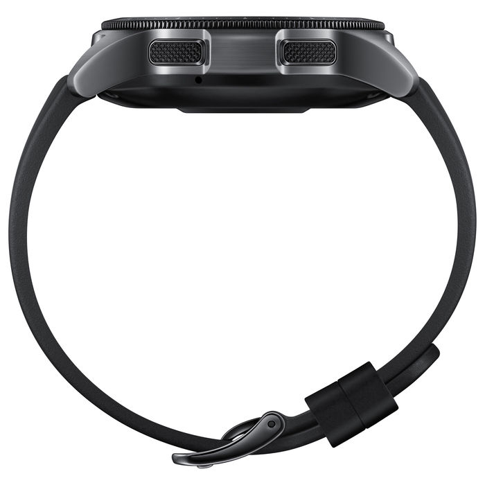 SAMSUNG Galaxy Watch 42MM Black - thumb - MediaWorld.it