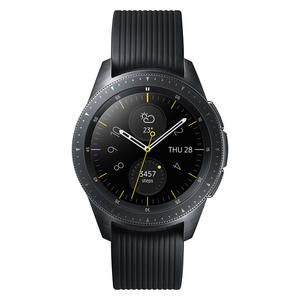 SAMSUNG Galaxy Watch 42MM Black - MediaWorld.it
