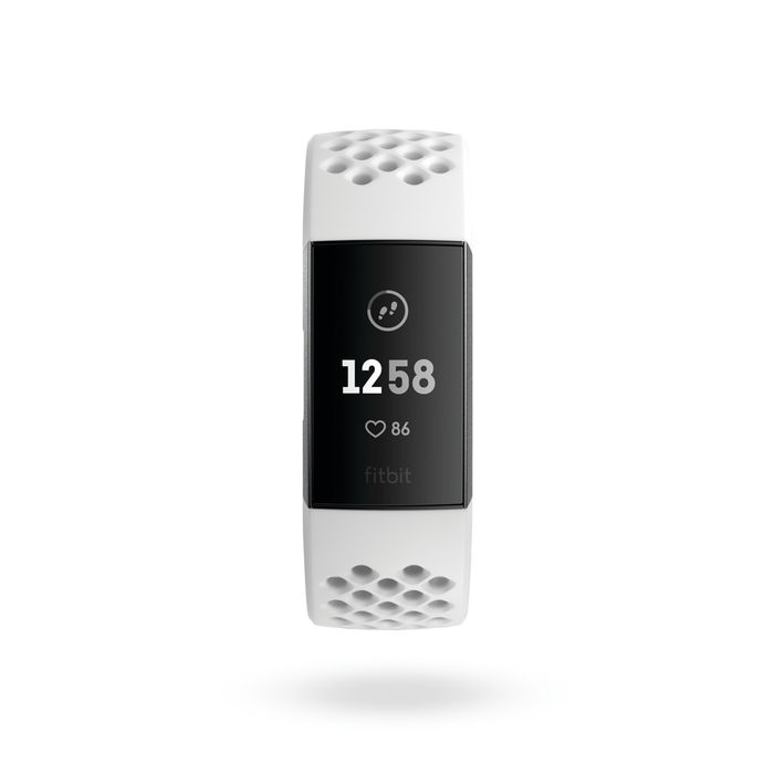 FITBIT Charge 3 Special Edition Bianco - thumb - MediaWorld.it