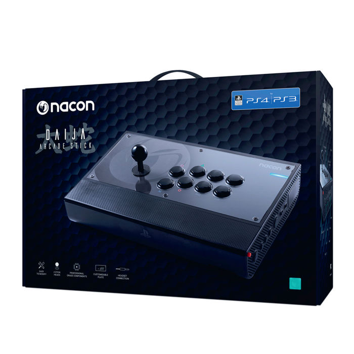 BIG BEN ARCADE STICK PS4 - PRMG GRADING OOCN - SCONTO 20,00% - thumb - MediaWorld.it