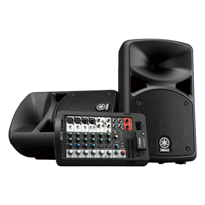 YAMAHA STAGEPAS 400BT - thumb - MediaWorld.it