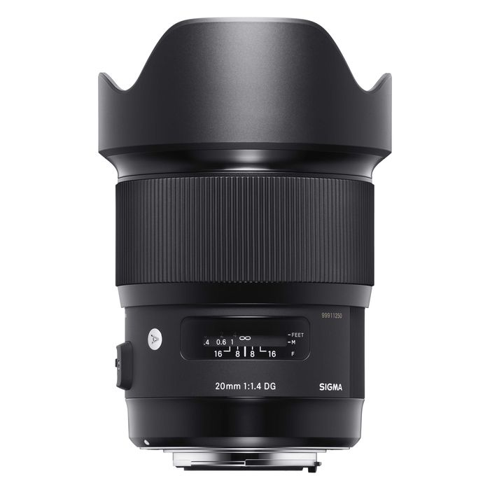 SIGMA 20MM F/1.4 (A) CANON - thumb - MediaWorld.it