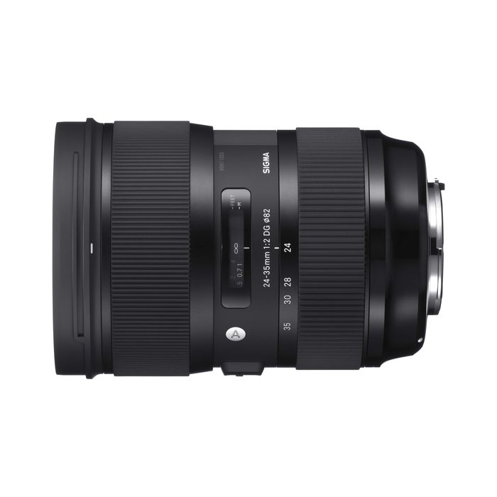 SIGMA 24-35MM F/2 (A) CANON - thumb - MediaWorld.it