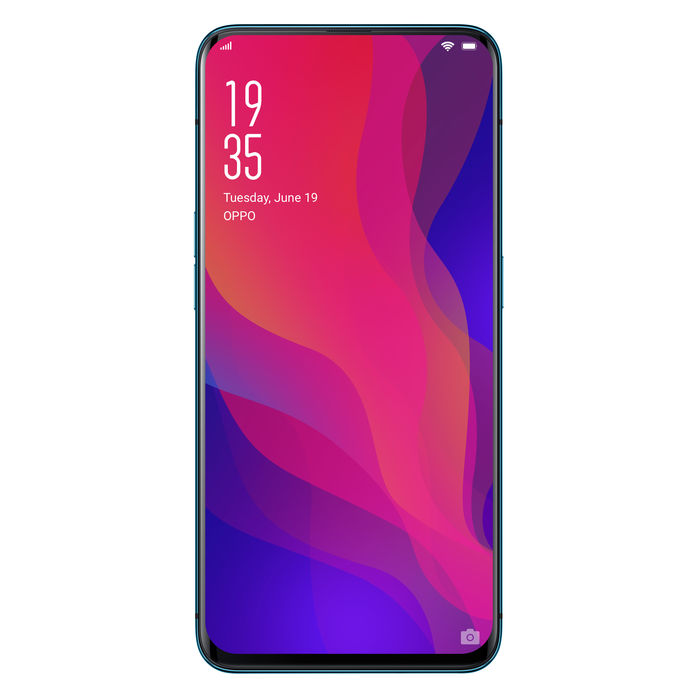 OPPO Find X Glacier Blue - PRMG GRADING OOBN - SCONTO 15,00% - thumb - MediaWorld.it