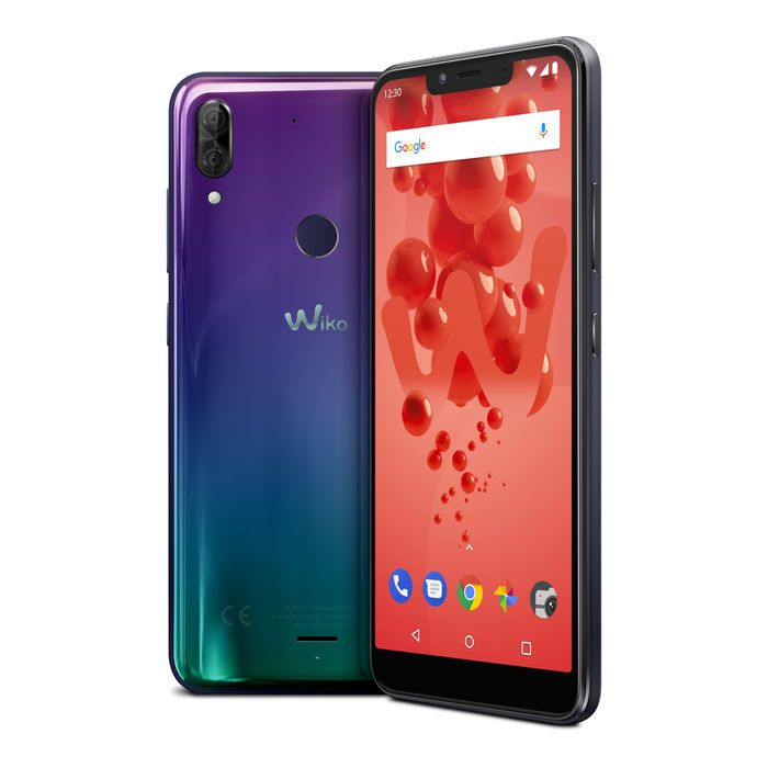WIKO View 2 Plus Lavender/Bleen - thumb - MediaWorld.it
