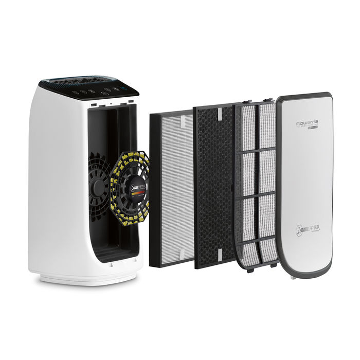ROWENTA Intense Pure Air Connect PU4080 - thumb - MediaWorld.it