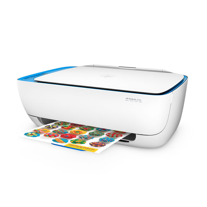 HP DeskJet 3639 - thumb - MediaWorld.it