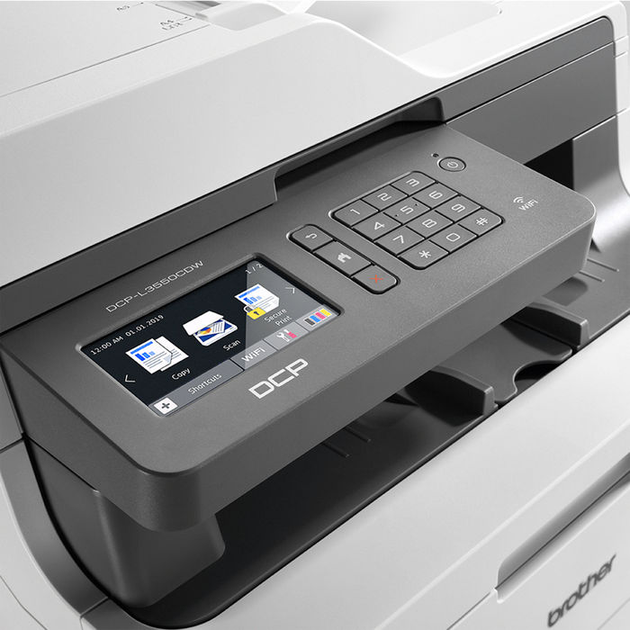 BROTHER DCPL3550CDW - thumb - MediaWorld.it