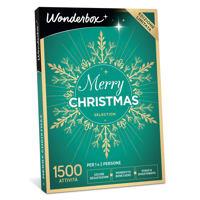 WONDERBOX MERRY CHRISTMAS! - thumb - MediaWorld.it
