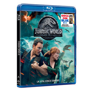 Jurassic World: Il regno distrutto - Blu-Ray - thumb - MediaWorld.it