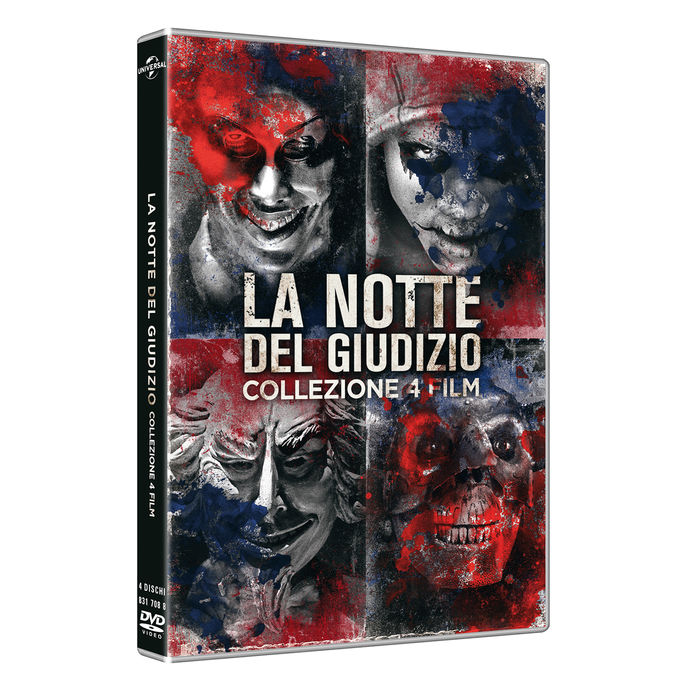 La Notte del Giudizio - Collection - DVD - thumb - MediaWorld.it