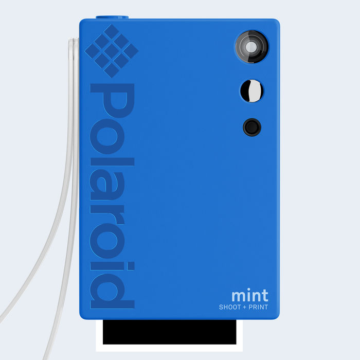 POLAROID Mint Instant Print Camera Blu - thumb - MediaWorld.it
