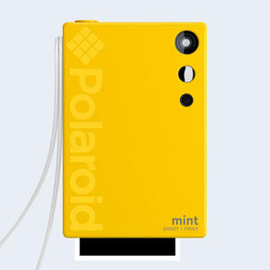 POLAROID Mint Instant Print Camera Yellow - thumb - MediaWorld.it