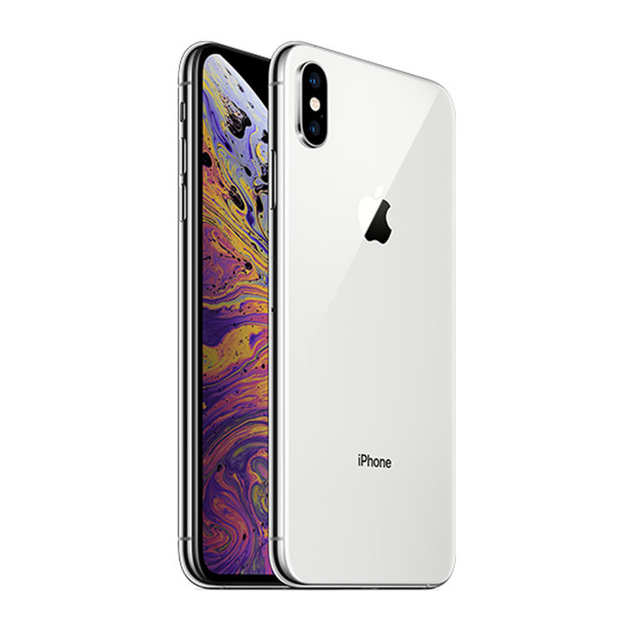APPLE iPhone Xs Max 256GB Silver - thumb - MediaWorld.it