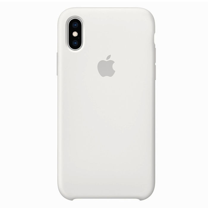 APPLE Cover Iphone XS Bianco - thumb - MediaWorld.it
