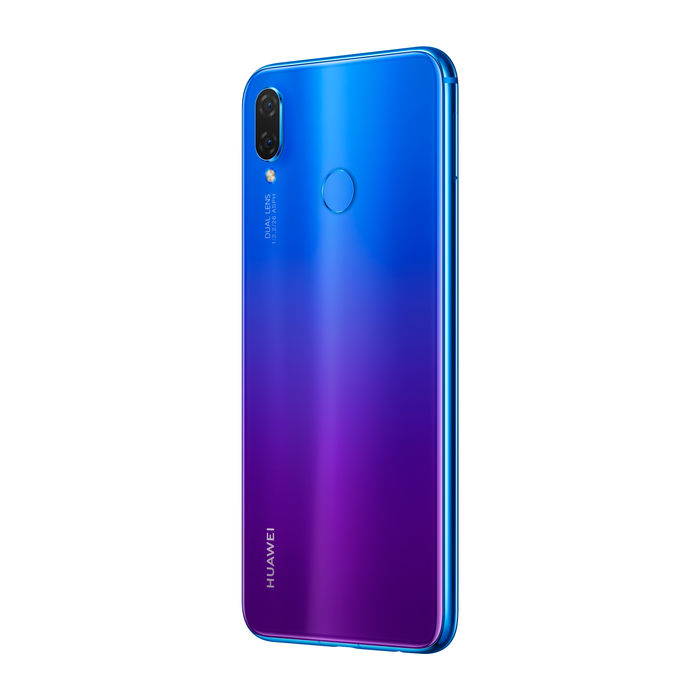 HUAWEI P Smart+ Iris Purple - thumb - MediaWorld.it