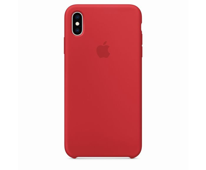 APPLE Cover Iphone Xs Max Rosso - thumb - MediaWorld.it
