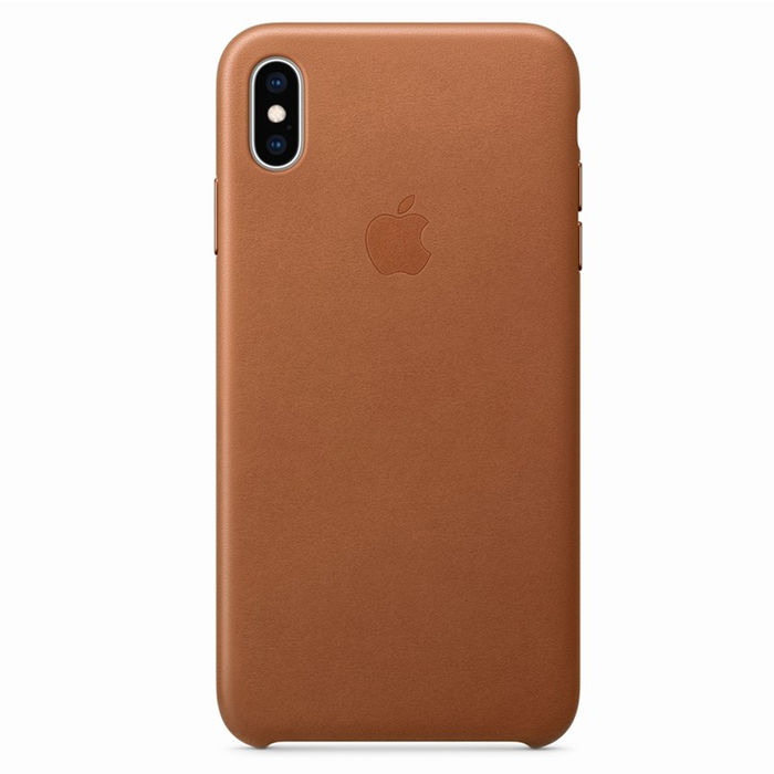 APPLE Cover pelle Iphone Xs Max Cuoio - thumb - MediaWorld.it