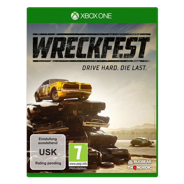 Wreckfest - XBOX ONE - thumb - MediaWorld.it
