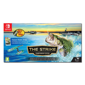 Bass Pro Shops The Strike (Bundle) - NSW - thumb - MediaWorld.it