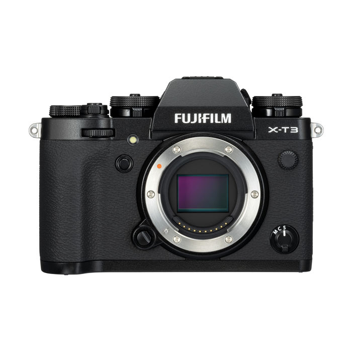 FUJIFILM X-T3 BODY Black - thumb - MediaWorld.it