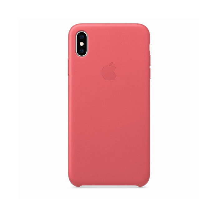 APPLE Cover pelle Iphone Xs Max Rosa - thumb - MediaWorld.it