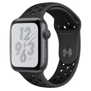 APPLE Watch Series 4 Nike+ GPS 44 mm alluminio grigio siderale - Cinturino Nike Sport antracite/nero - MediaWorld.it