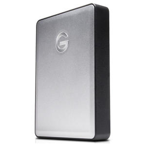 G-TECHNOLOGY GDRIVE MOBILE USB 3.0 4TB - thumb - MediaWorld.it