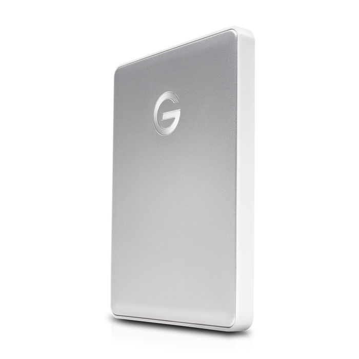 G-TECHNOLOGY GDRIVE MOBILE TYPEC 1TB - thumb - MediaWorld.it