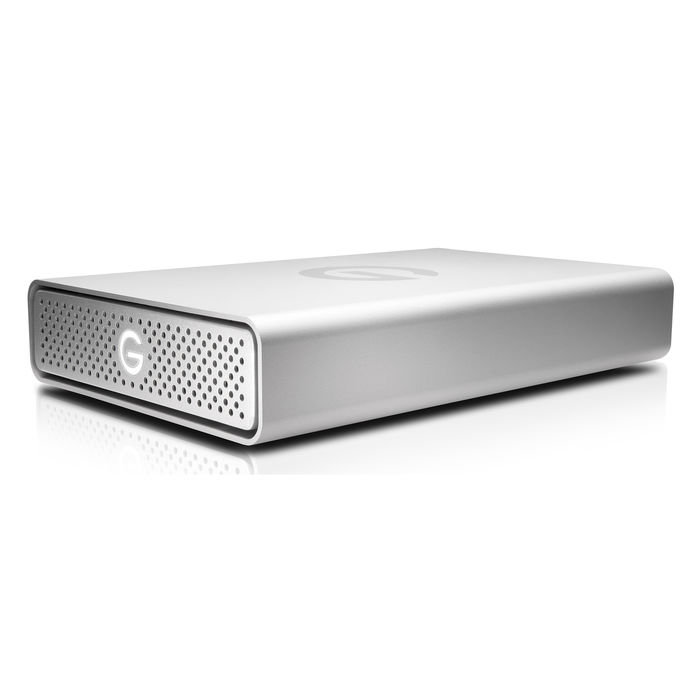 G-TECHNOLOGY GDRIVE DESK USB 3.0 4TB - thumb - MediaWorld.it