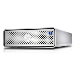 G-TECHNOLOGY GDRIVE DESK TYPEC T3 6TB - thumb - MediaWorld.it