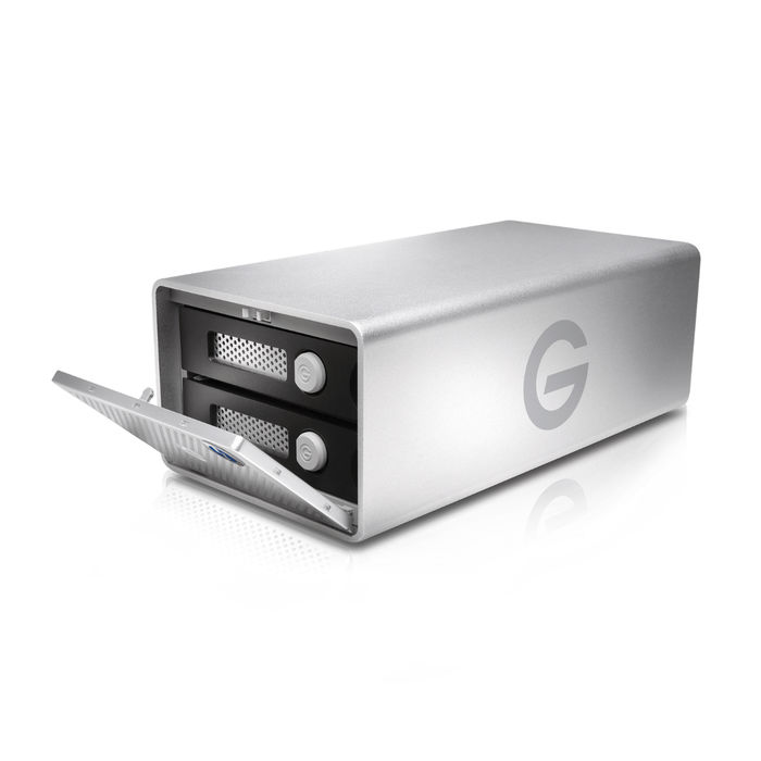 G-TECHNOLOGY GRAID TYPEC T3 HDMI 12TB - thumb - MediaWorld.it