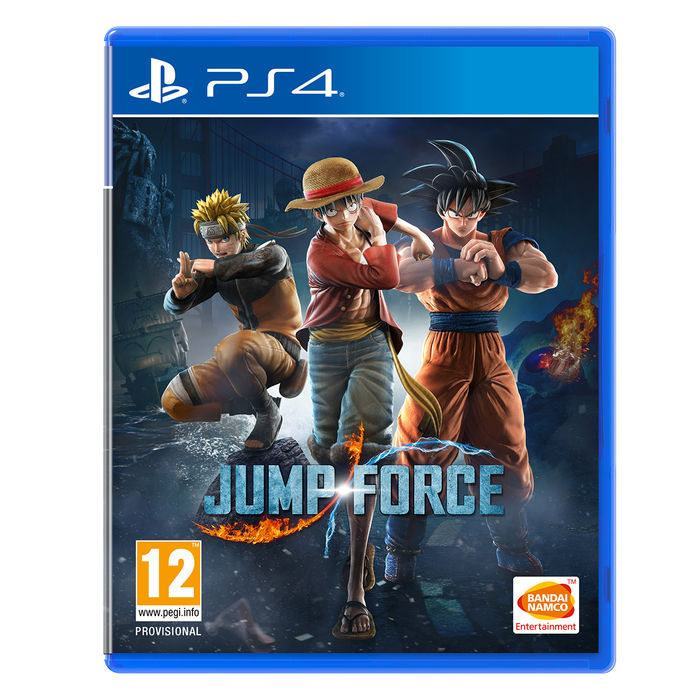 Jump Force - PS4 - thumb - MediaWorld.it