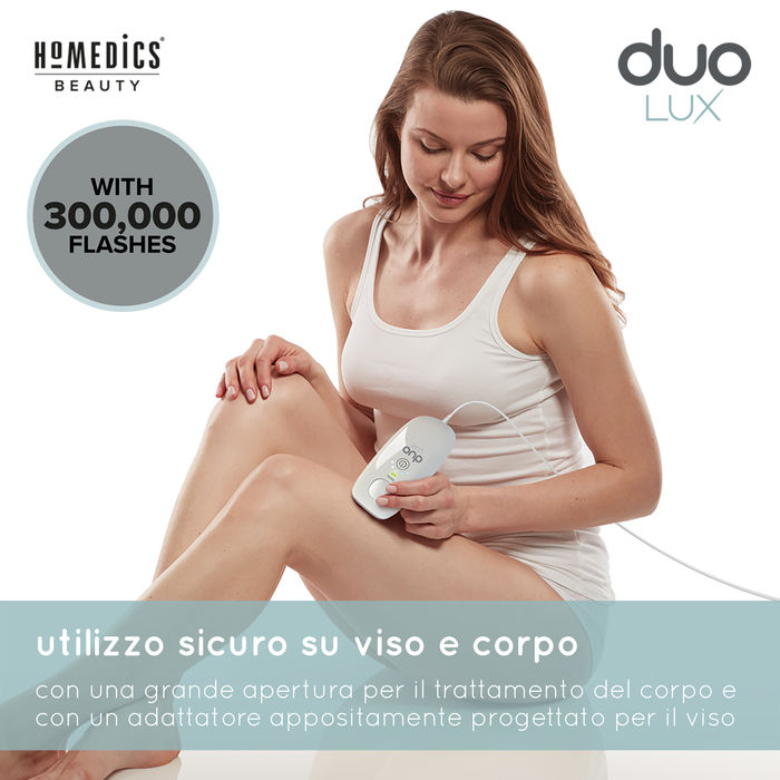 HOMEDICS Duo Lux IPL-HH390BND-EU - thumb - MediaWorld.it