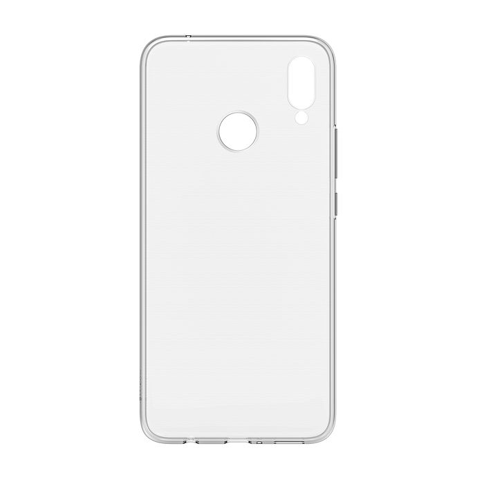 HUAWEI TPU case cover P Smart Plus Trasparente - thumb - MediaWorld.it