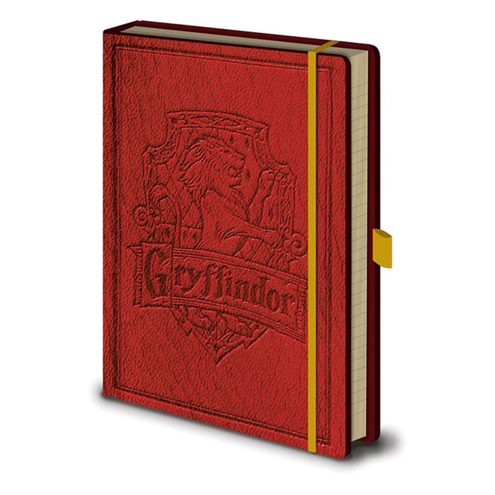 IT-WHY Notebook Harry Potter (Gryffindor) - thumb - MediaWorld.it